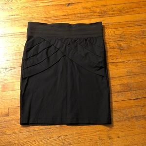 Wet seal size M pencil skirt